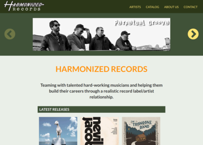 Harmonized Records (v3)