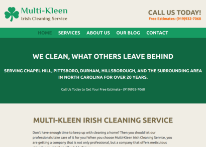 Multi Kleen Irish Cleaning Service