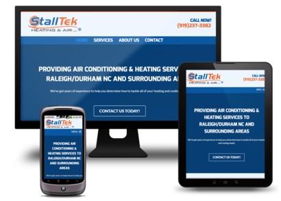 Stalltek Heating & Air (RWD)
